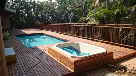 landscaped backyards with pools above ground pool deck ideas affordable backyard