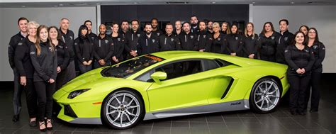 we re honored to be deemed the 1 lamborghini dealer in