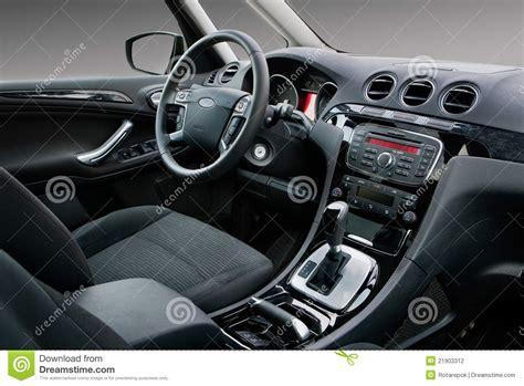 Modern Cer Interiors modern car interior stock photo image of auto shift