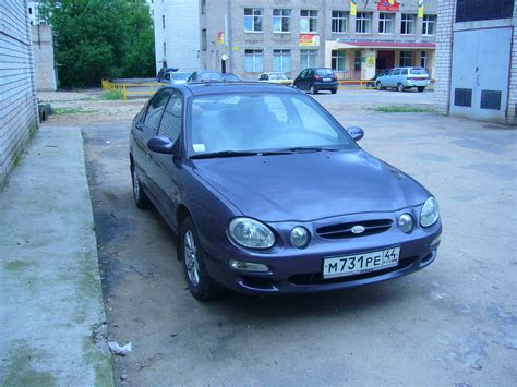 Kia Shuma Review 1999 Kia Shuma Pictures 1500cc Gasoline Ff Manual For