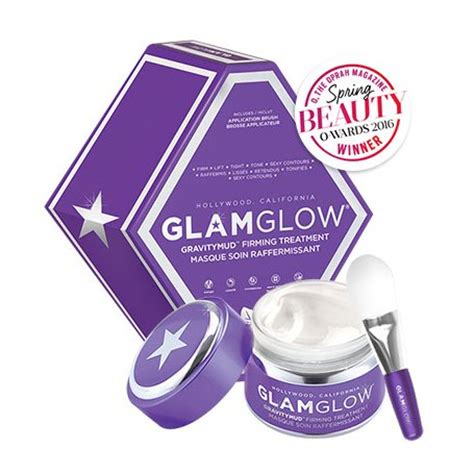 Glam Glow Mask Sachet Sle Size 1 glamglow glam glow gravity mud sale r50 your purchase