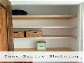shelving for pantry closet building pantry closet shelves