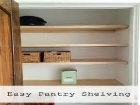 28 pantry closet shelves kitchen closet 25 best