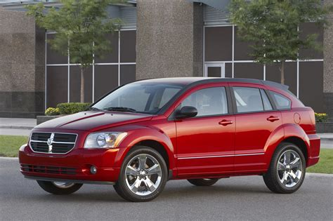 Dodge Bids Farewell To Caliber Crossover And Nitro Suv
