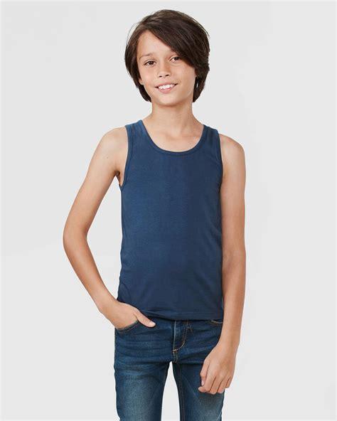 jongens jersey singlet 2 pack 79363396 we fashion