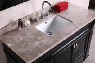 Custom Vanity Tops With Sink Adorna 48 Quot Single Bathroom Vanity Elegantly Constructed Of