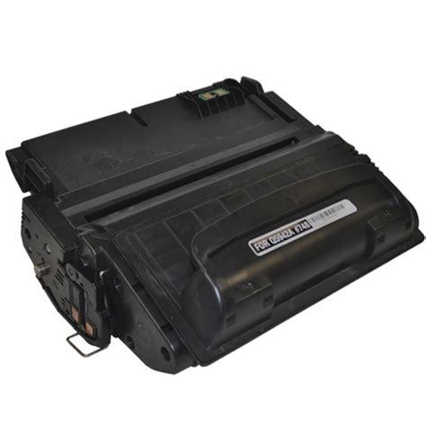 Toner Hp Laserjet Black 42a Q5942a Original hp q5942a black laser toner cartridge colortonerexpert