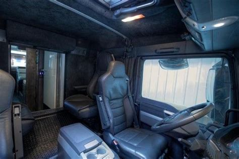 mercedes pickup truck 6x6 interior man tgs 26 480 6x6 expedition truck cab interior note