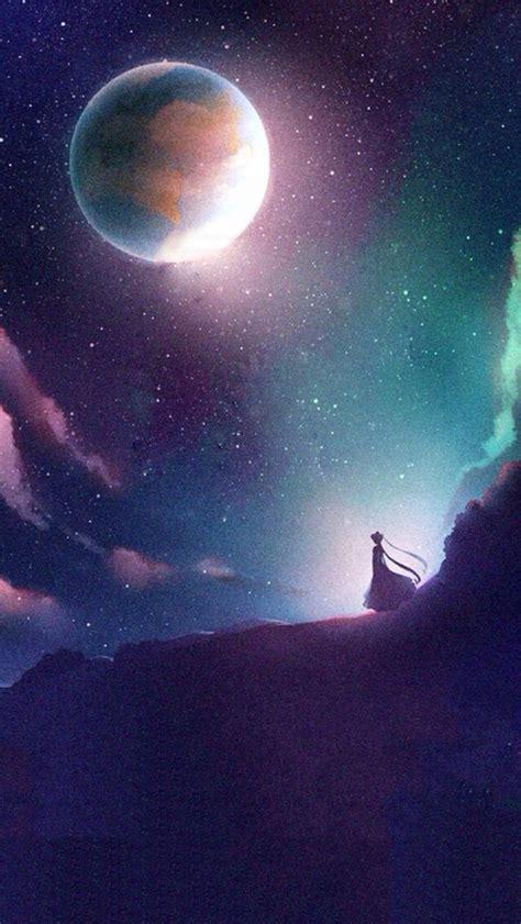 wallpaper anime iphone tumblr sailor moon wallpaper image 2139007 by patrisha on