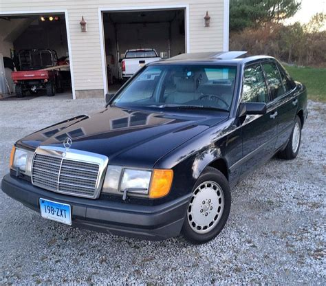 mercedes 300e 1986 mercedes 300e for sale 1887027 hemmings motor