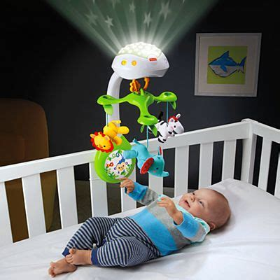 Crib Mobile With Projector by Toys For 1 Month Baby Newborn Toys Fisher Price