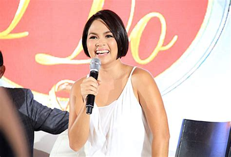 judy ann santos to host abs cbns new reality show for couples juday supports depressed friend sharon entertainment