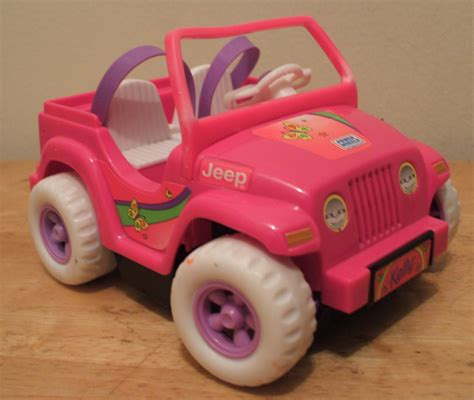 barbie jeep power wheels 90s power wheels barbie jeep used ride barbie jeep battery