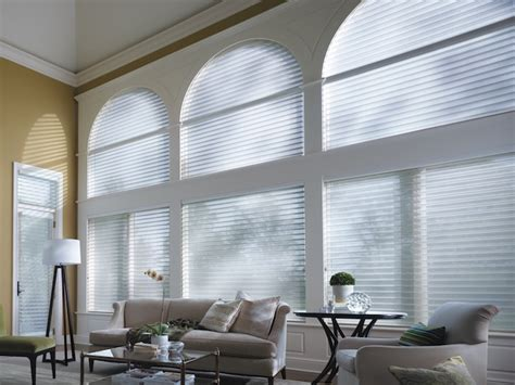 Window Treatments For Arched Windows Decor Blinds Shades Shutters For Arched Windows Custom Window Decor