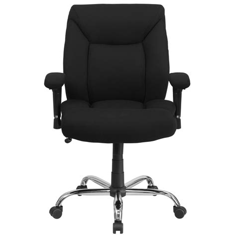 big and tall desk chair orthrus heavy duty computer chair