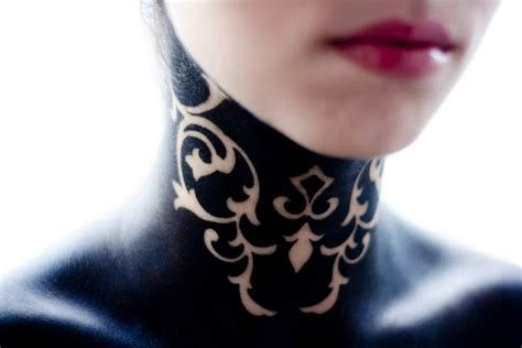 tattoo flash neck the 25 best girl neck tattoos ideas on pinterest neck