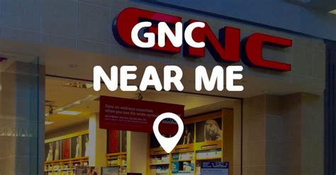 Abba Detox Shoo Near Me by Gnc Locations Near Me Find Your Local Service