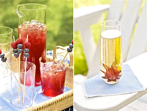 drink table decorating ideas decorating exciting outdoor table decor end of summer