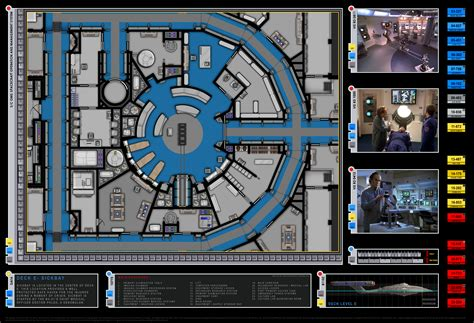 Star Trek Enterprise Floor Plans Enterprise Nx 01 Layout Sickbay Detail