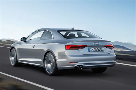 new audi a5 2018 refreshing or revolting 2018 audi a5 motor trend