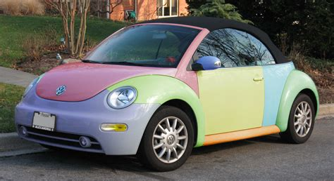 punch buggy car punch buggy rainbow by kimi wa on deviantart