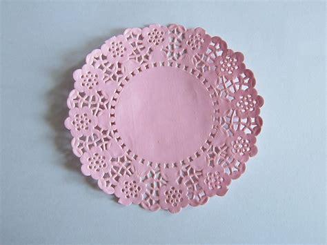 Doilies Paper 4 5 4 5 quot pink doilies paper lace paper doilies placemats