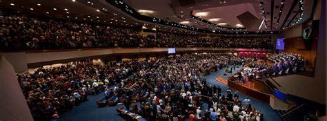 Wonderful Non Denominational Churches In Dallas #2: First_Baptist_Church_worship.jpg