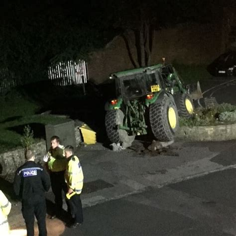 Stelan Tractor jumped from stolen tractor she and partner had used in yarm joyride gazette live