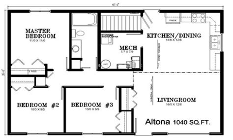1000 To 1300 Sq Ft House Plans 1000 Sq Commercial 1300 House Plans 1300 Square