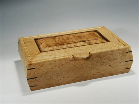 Handmade Box - handcrafted wooden jewelry boxes