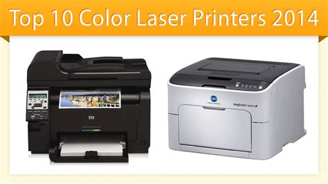top 10 color laser printers 2014 best laser printer