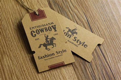 How To Price Handmade Clothing - custom paper tags