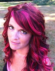 pink highlighted hair 50 86 best images about hair on pinterest best hair salon