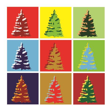 andy warhol christmas happy new cards unicef schweiz