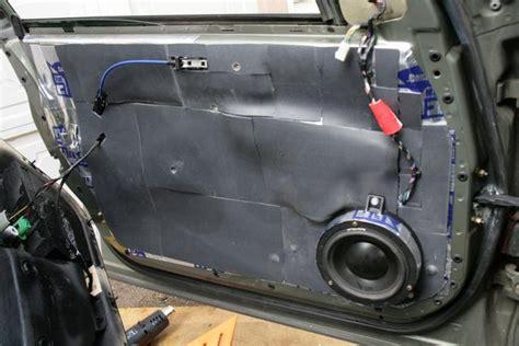 sound deadening interior door 4kg m2 mass loaded vinyl nuwave base 6 75m2 roll