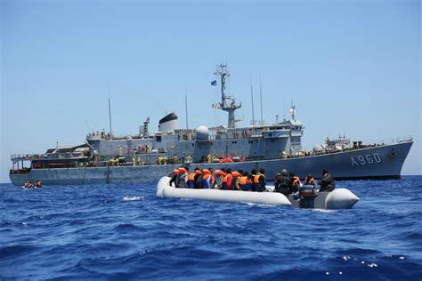 boat plans eu new eu border guard plans migration stress tests
