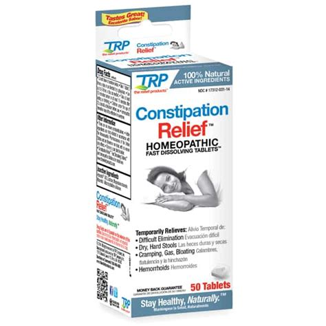 Constipation Stool Relief by Constipation Relief By Trp
