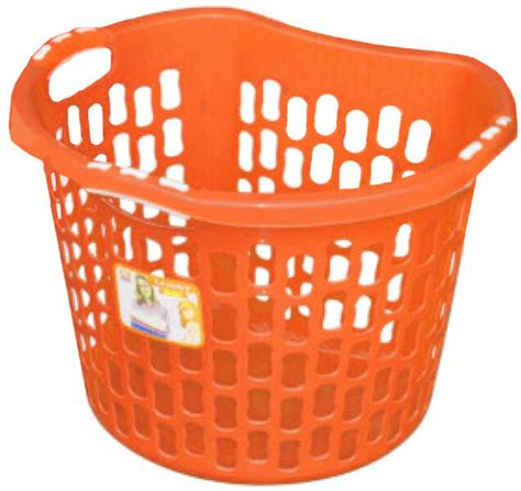 Other Small Appliances Kaleido 38l Laundry Basket Orange Laundry