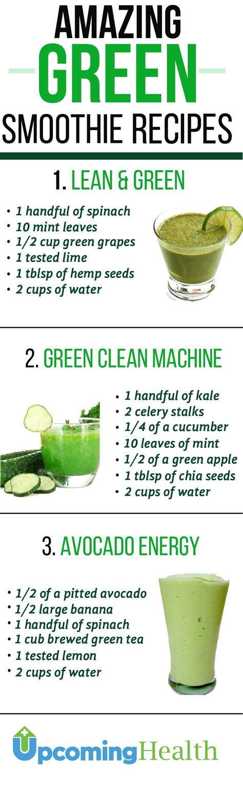 Healthy Detox Recipes Smoothies by Best 25 Green Smoothie Cleanse Ideas On Green