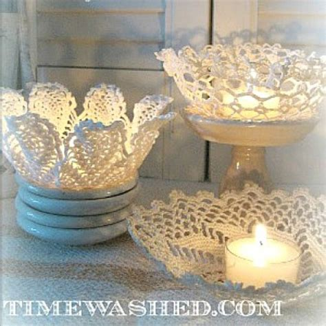 doily craft projects 42 beautiful doily craft ideas hubpages