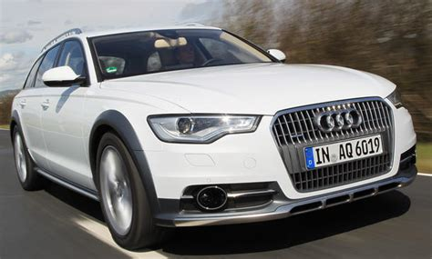 Audi A6 Allroad 3 0 Tdi Quattro Test by Audi A6 Allroad Quattro 3 0 Tdi Clean Diesel Im Test