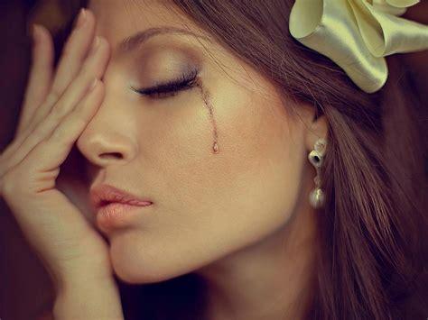 imagenes de personas llorando por un amor comportamiento de las mujeres cuando est 225 n enamoradas