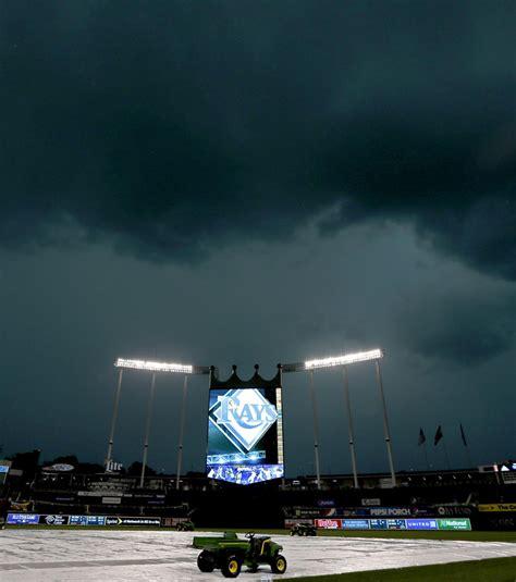 darkest hour kansas city ap aptopix rays royals baseball