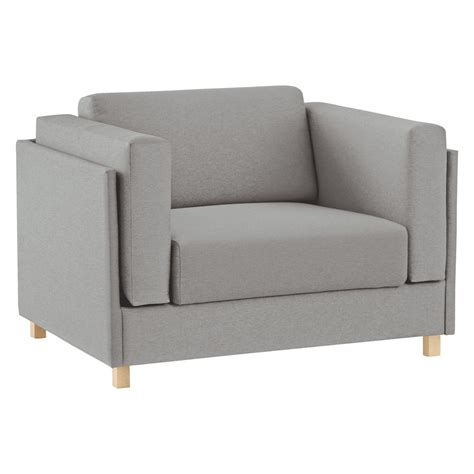 colombo grey fabric armchair sofa bed buy now at habitat uk