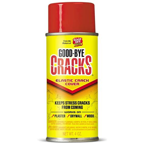 spray paint is cracking goof 4 oz goodbye cracks elastic cover spray