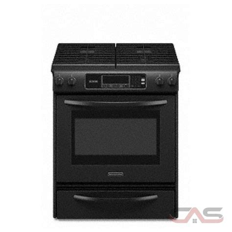 Kitchenaid Fridge Sabbath Mode Kitchenaid Kgsk901sbl 30 Quot Slide In Gas Range Thermal Oven