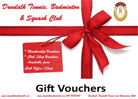 printable xmas vouchers christmas vouchers now on sale dundalk rackets club