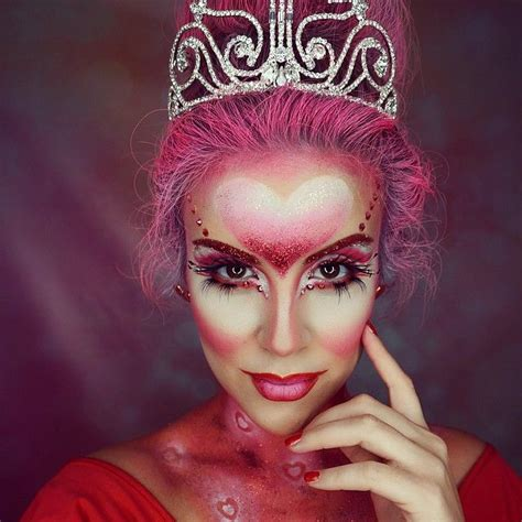google images queen of hearts scary queen of hearts makeup google search halloween
