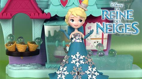 Reine Des Neige En Pâte à Modeler