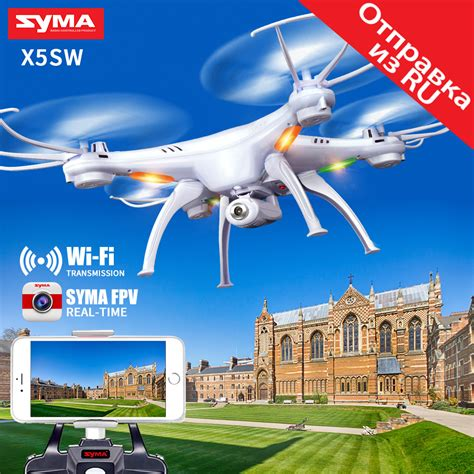 X5sw Wifi Syma X5sw Drone With Wifi Real Time Transmit Fpv
